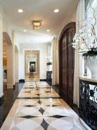 20+ Entryway Flooring Designs, Ideas | Design Trends ...