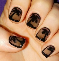 21+ Palm Tree Nail Art Designs, Ideas | Design Trends ...