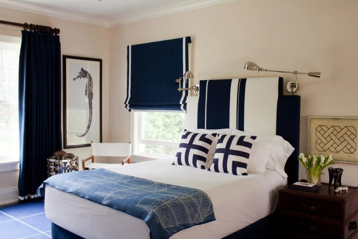 17+ Nautical Bedroom Designs, Ideas Design Trends - Premium PSD - nautical bedroom ideas