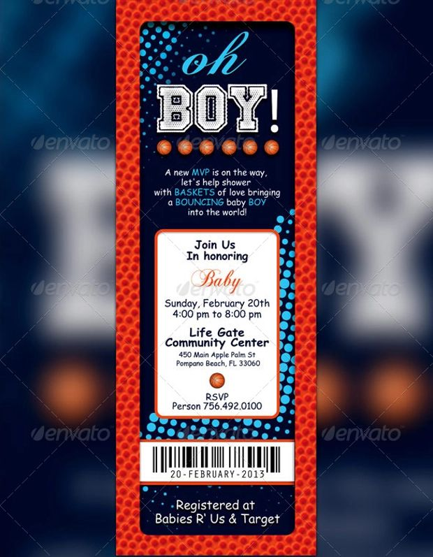 template for a raffle ticket