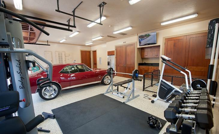 Home gym storage ideas listitdallas