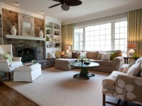 17+ French Country Living Room Designs, Ideas