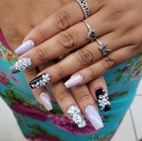60+ Cute Nail Art Designs, Ideas | Design Trends - Premium ...