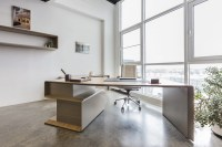 17+ Corner Office Desk Designs, Ideas | Design Trends ...