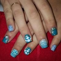 Short Fake Nail Designs Gallery - easy nail designs for ...