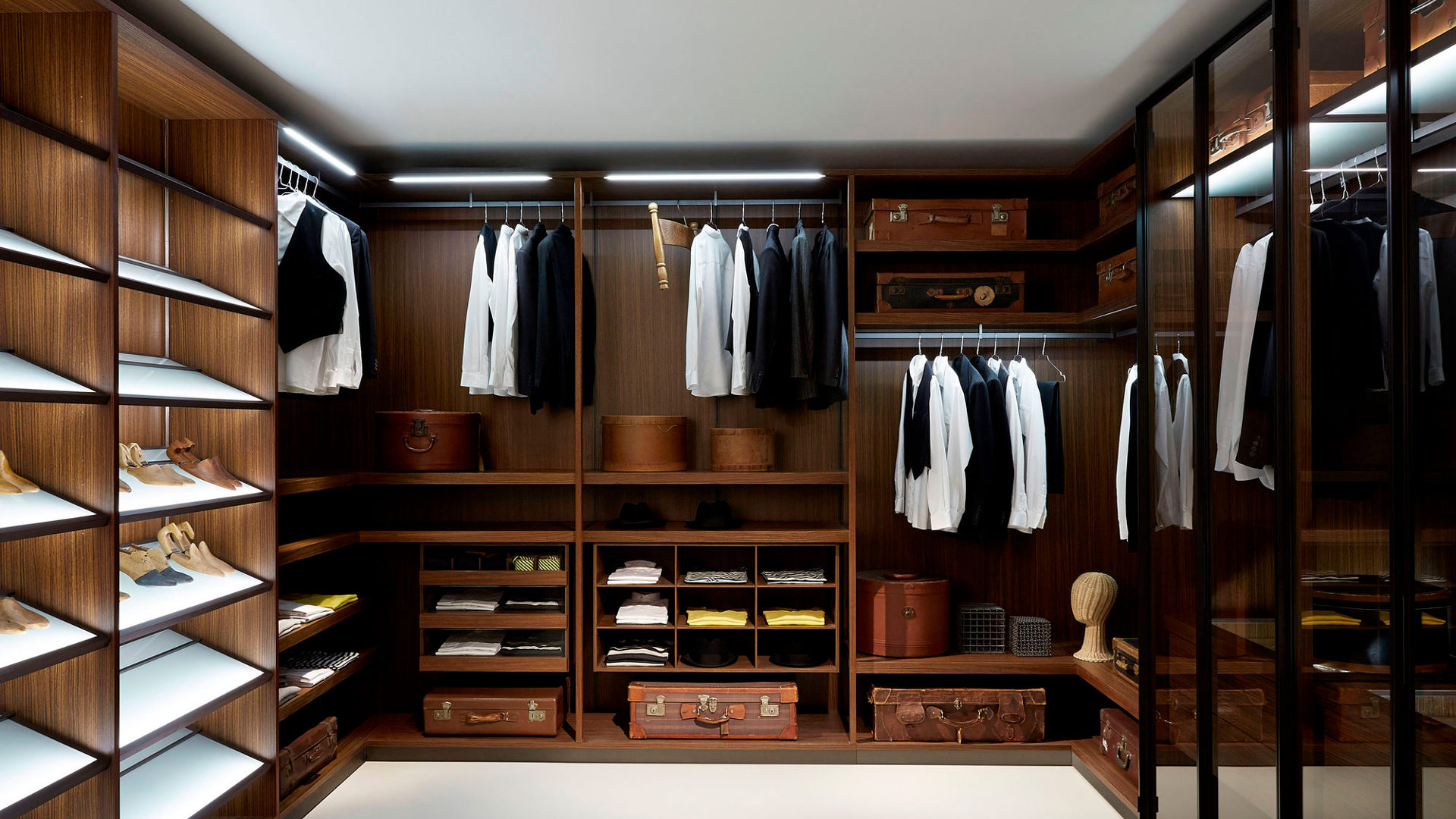 Walkin Closet Cabinets Top 10 Walk In Closet Designs Design Trends Premium Psd