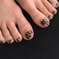 44+ Toe Nail Art Designs, Ideas