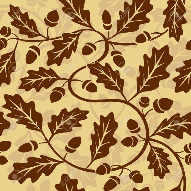 Fall Leaves Wallpaper Border 20 Leaf Patterns Psd Png Vector Eps Design Trends