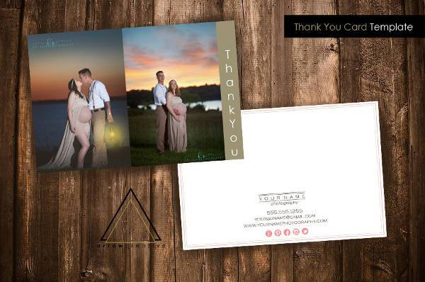 15+ Business Thank You Cards - Printable, PSD, EPS, Format Design