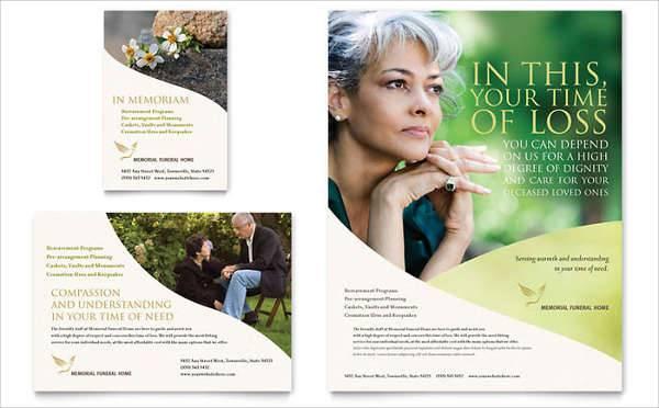 10+ Funeral Flyer Templates - Printable - PSD, AI, Vector EPS Format