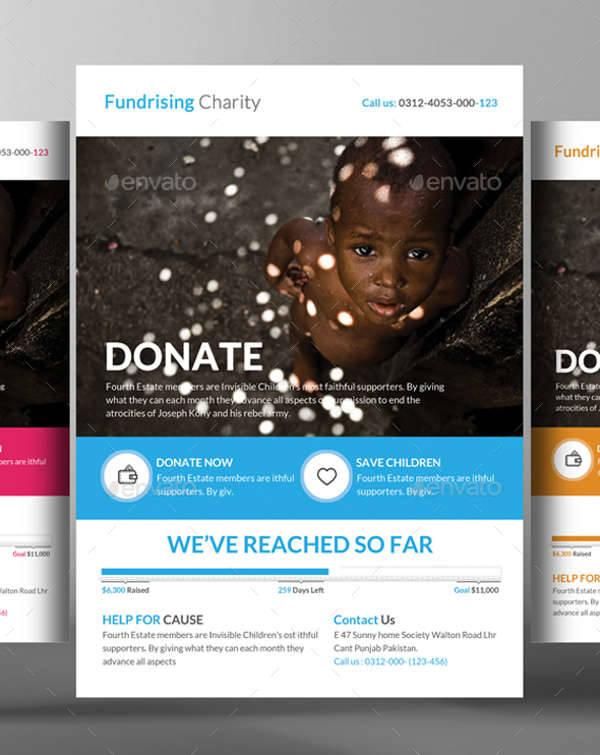 10+ Donation Flyer Templates - Printable PSD, AI, Vector EPS Format
