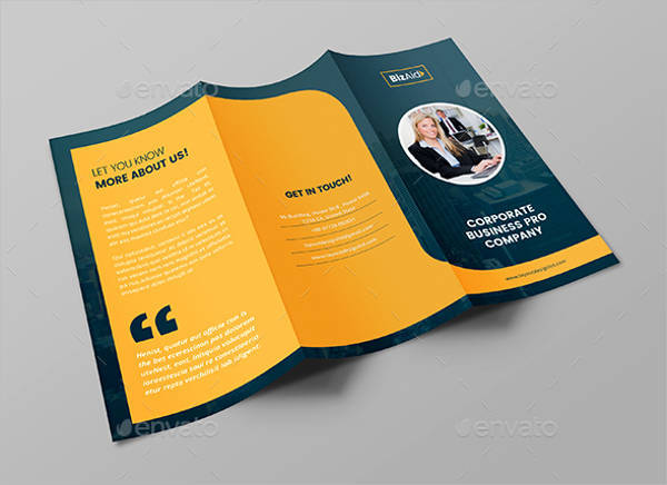 50+Tri Fold Brochures Design Trends - Premium PSD, Vector Downloads