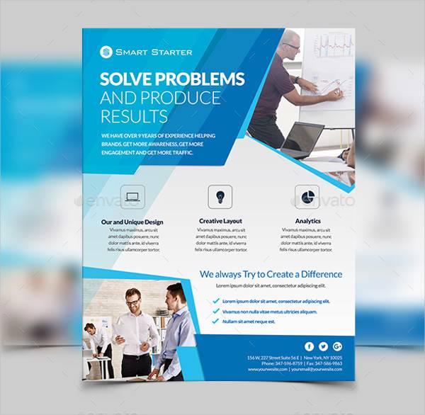 Business Flyer Design Design Trends - Premium PSD, Vector Downloads