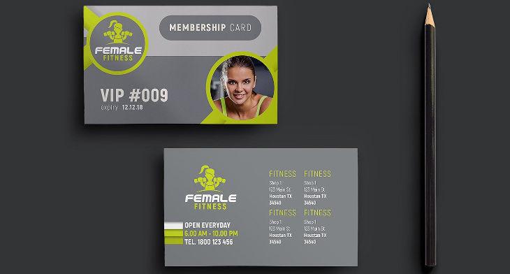 15+ Membership Card Designs Design Trends - Premium PSD, Vector