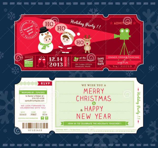39+ Ticket Design Templates Design Trends - Premium PSD, Vector