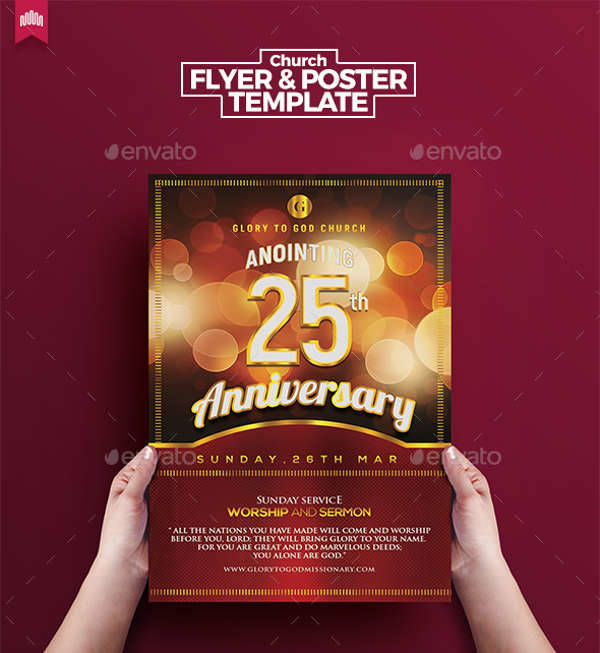 10+ Anniversary Party Flyers Design Trends - Premium PSD, Vector
