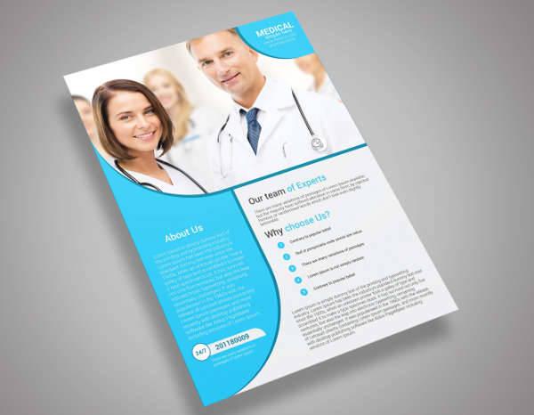 33+ Health Flyer Designs Design Trends - Premium PSD, Vector Downloads