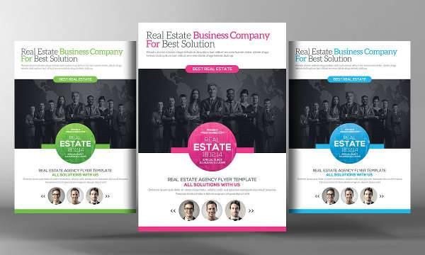 estate sale flyer template