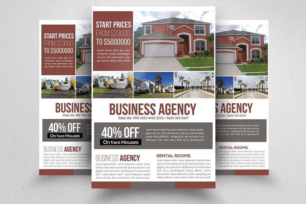 land for sale flyer - zrom