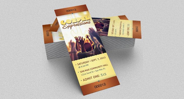 20+ Concert Ticket Templates - PSD, Ai, Word Design Trends