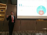Chief Strategy Officer Axiata Group Dominic Arena