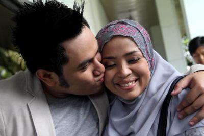 Foto Pernikahan Mewah Nassar Dan Muzdhalifah