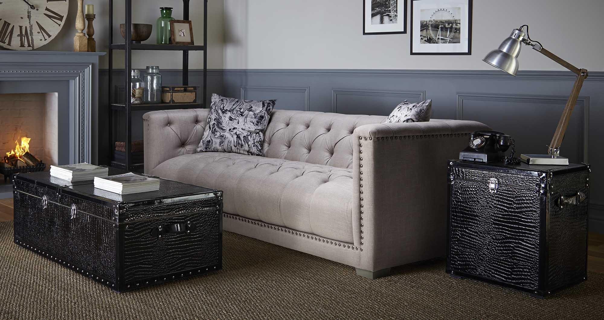 Chesterfield Sofa Espana Chesterfield Sofas | Dfs Spain