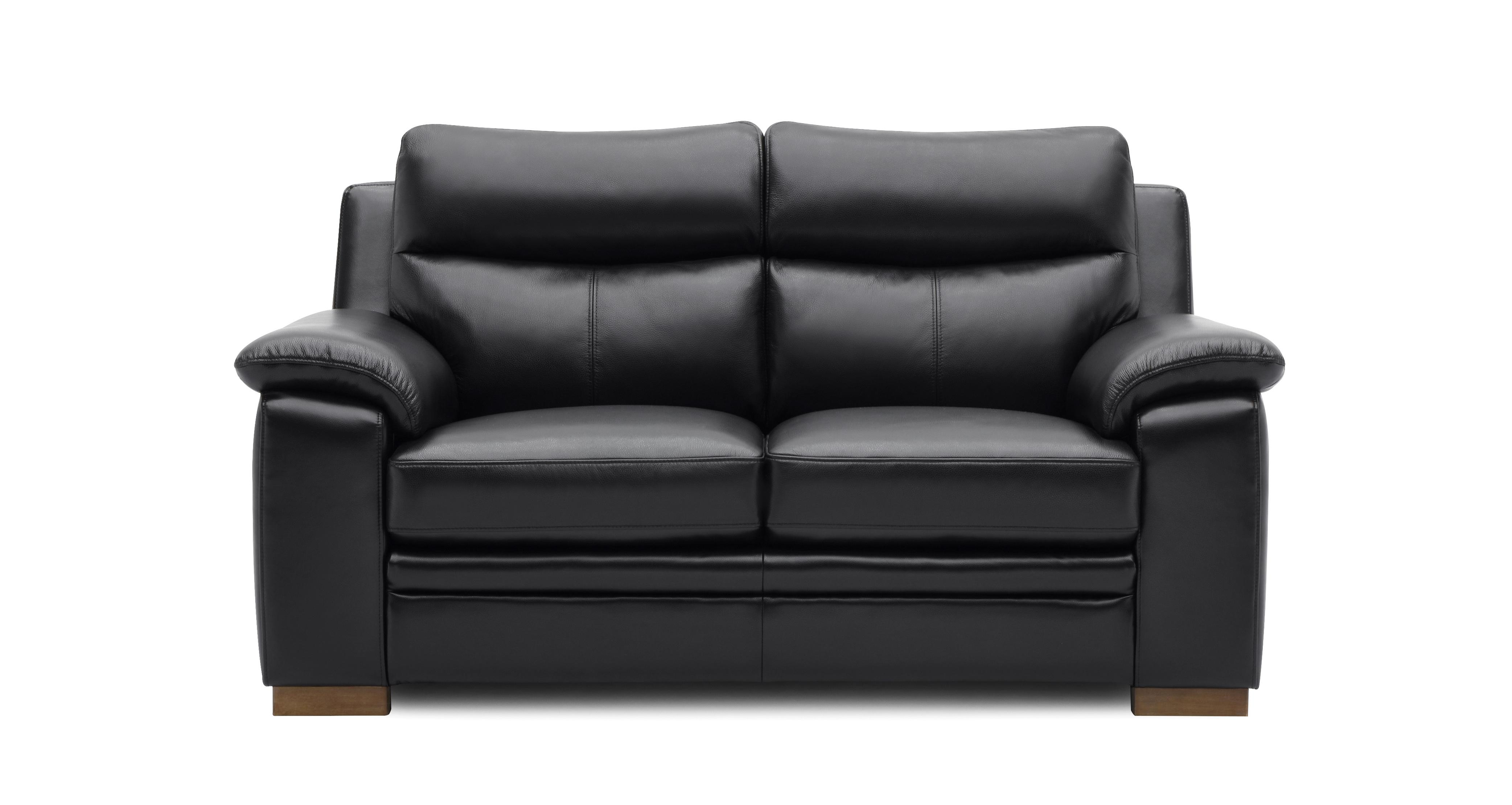 2 Seater Leather Sofas Small Modern Sofas Dfs
