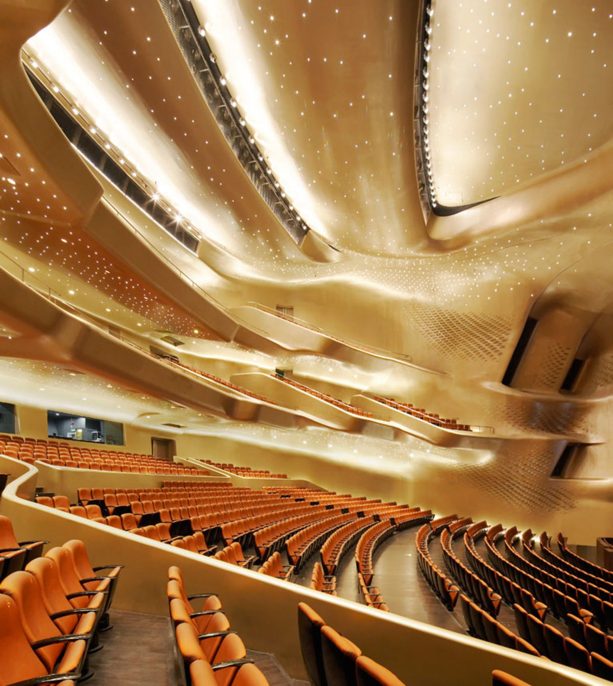 Materiel Culture Interieur Zaha Hadid Architects Hufton 43 Crow Guangzhou Opera