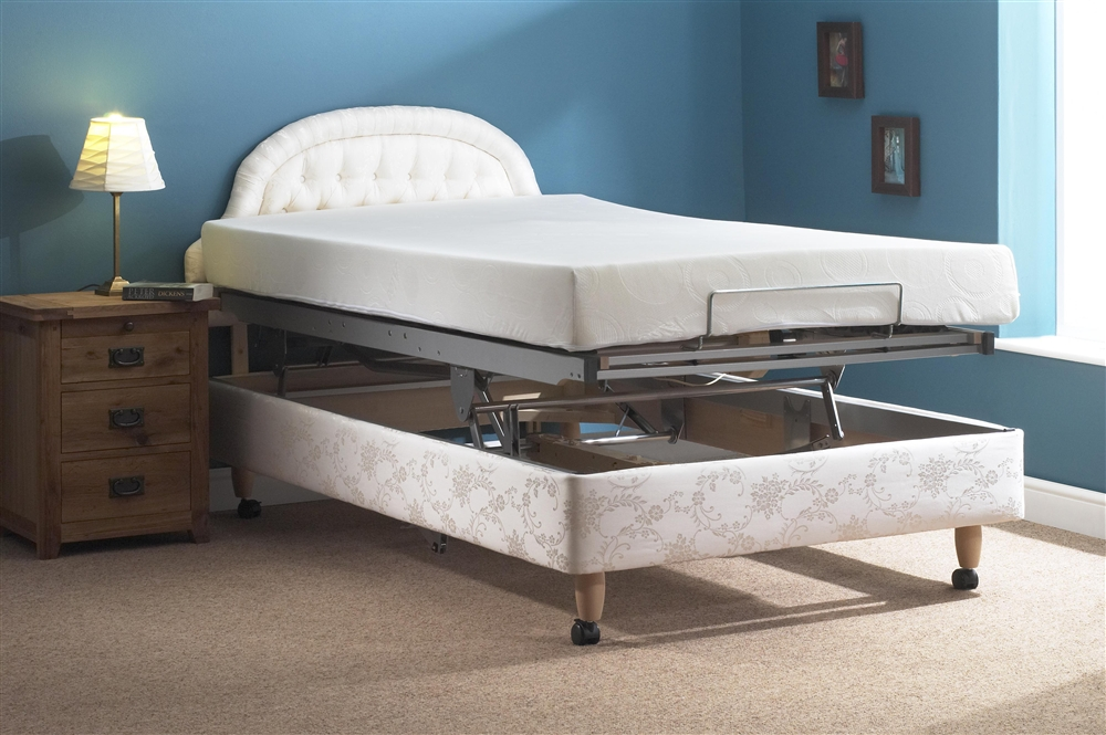 Ludlow Carers Hi Low Bed Living Made Easy