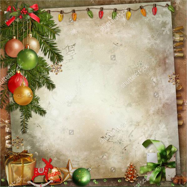 blank christmas party flyer - Alannoscrapleftbehind