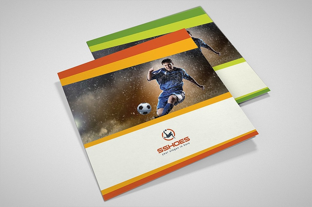 9 Sports Brochures - sports brochure
