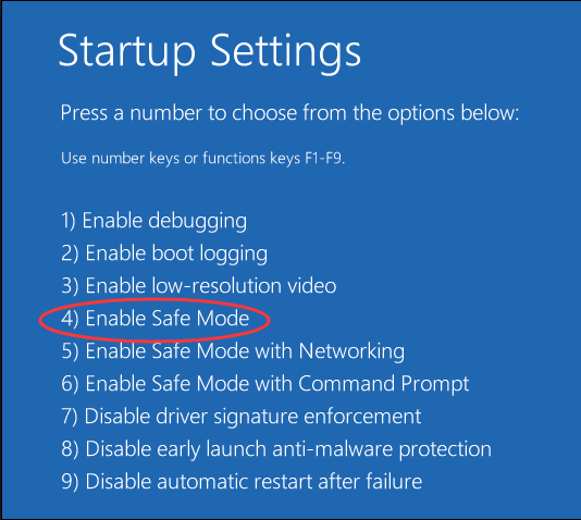 How To Enter Windows 10 Safe Mode When You Can39t Boot