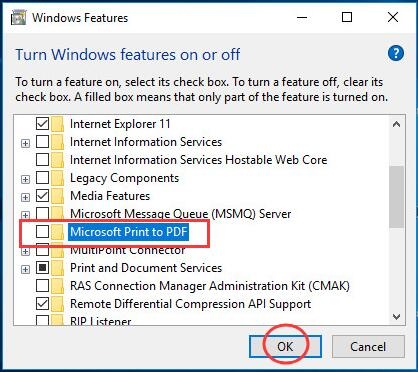 Solved Microsoft Print to PDF Not Working on Windows 10 - Driver Easy