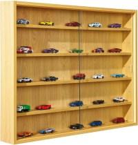 Curio Collectibles Models Display Cabinet Acquario Wall ...