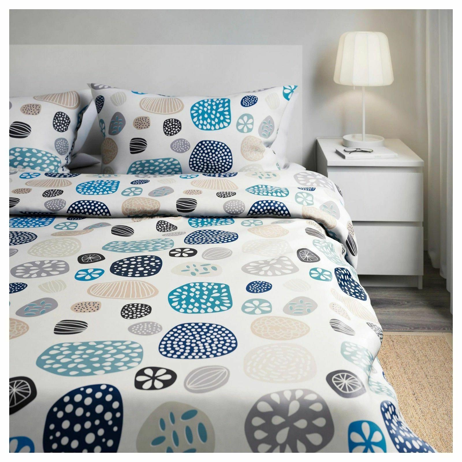 Ikea Duvet Covers New Ikea Ringkrage Full Queen Duvet Cover 2