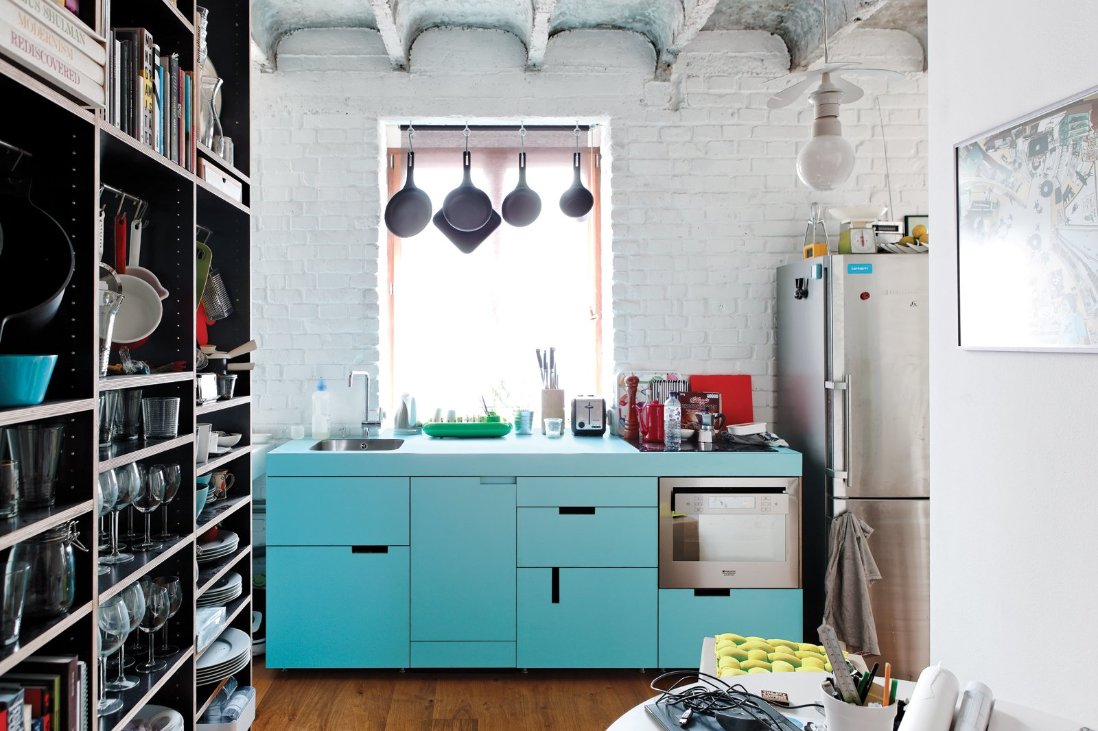 Colorful Kitchens That Will Brighten Up Your Day Dwell