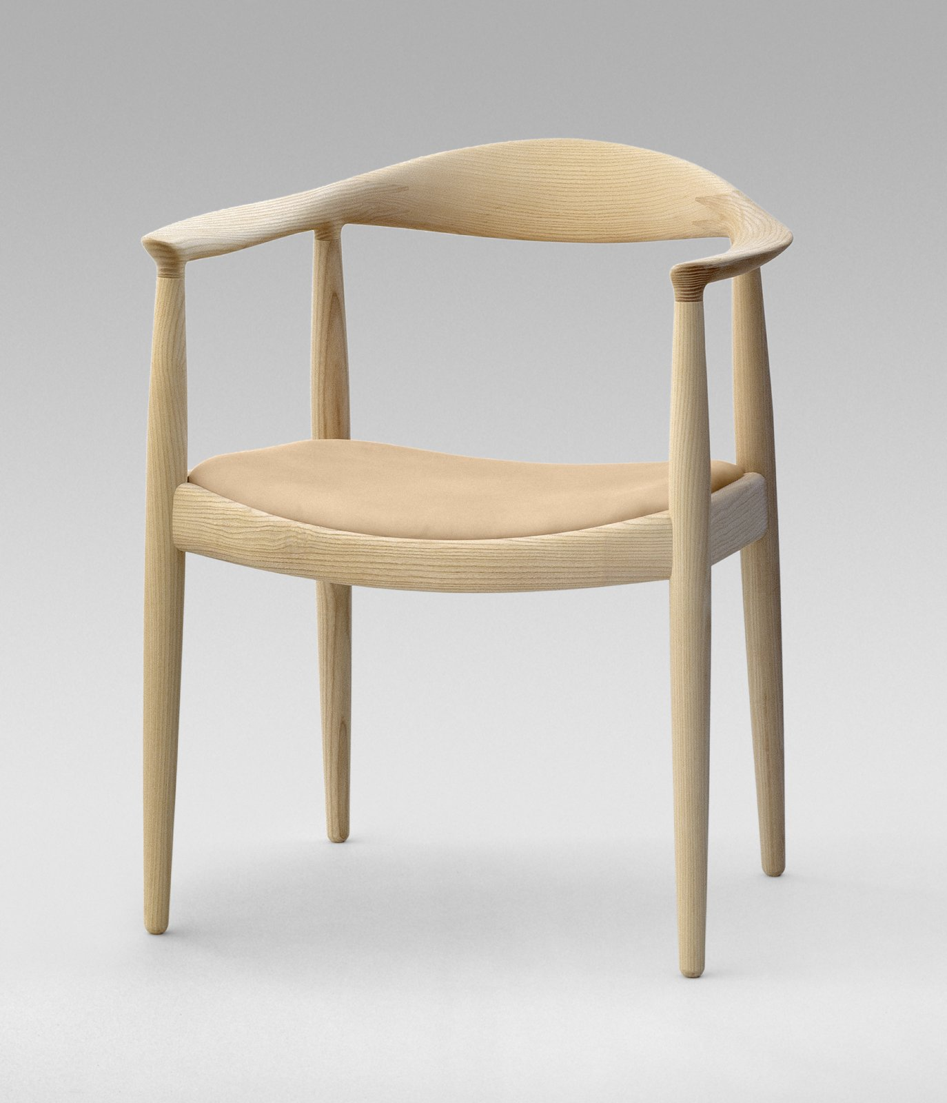 Wegner Stuhl Photo 2 Of 9 In 8 Iconic Chairs By Hans Wegner - Dwell