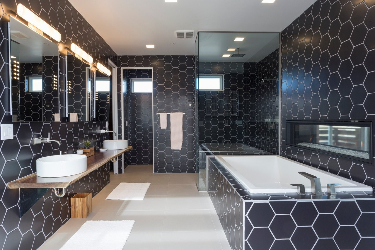 Washroom Tiles 7 Essential Tips For Choosing The Perfect Bathroom Tile Dwell