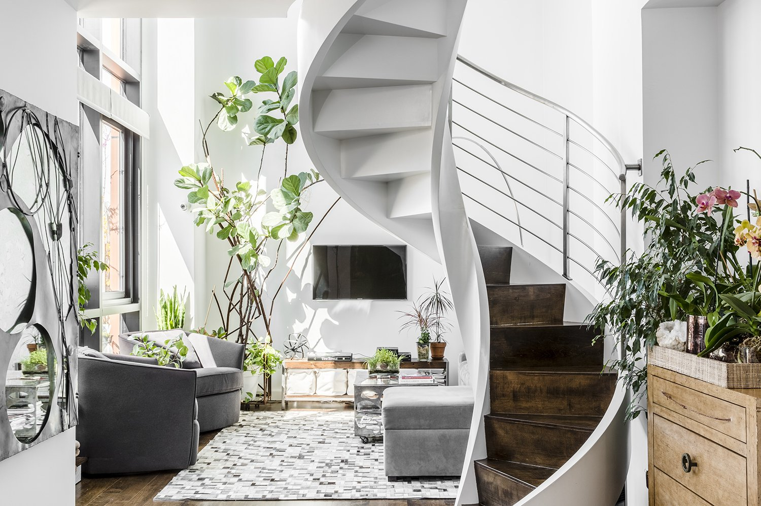 Staircases In Homes 35 Swoon Worthy Staircases That Are A Step Above The Rest Dwell