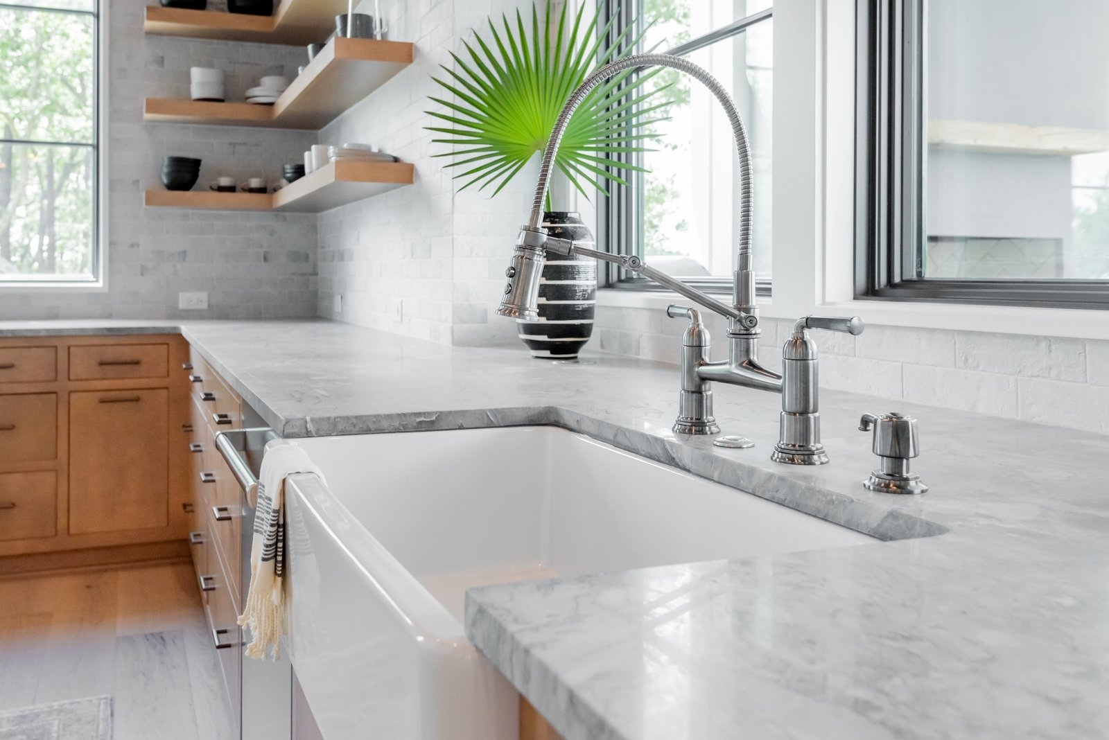 Photo 5 Of 13 In How Much Should You Spend On Kitchen Countertops Dwell