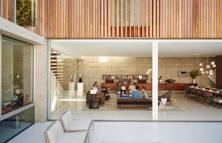 50 Modern Homes With Floor To Ceiling Windows Dwell