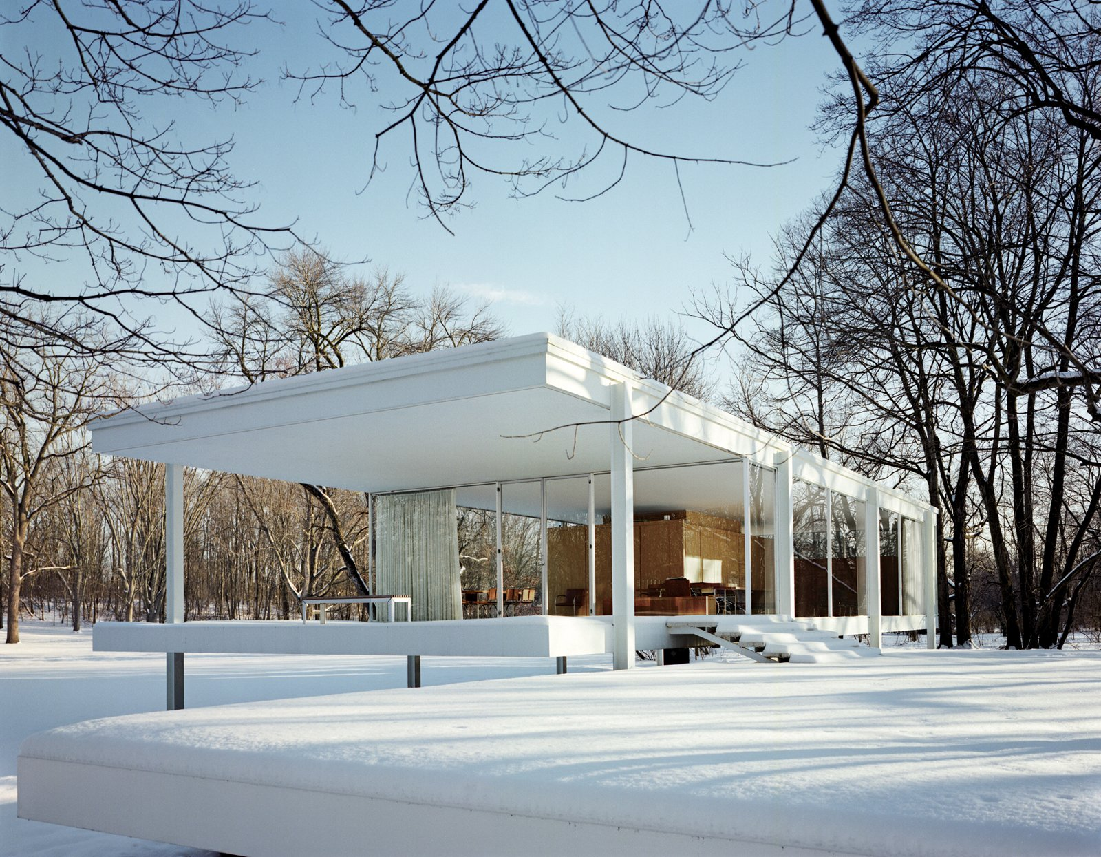 Ludwig Mies Van Der Rohe Bauwerke Less Is More 10 Buildings By Ludwig Mies Van Der Rohe Dwell