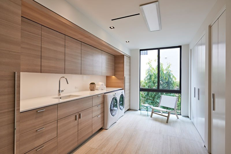 7 Modern Laundry Rooms Dwell