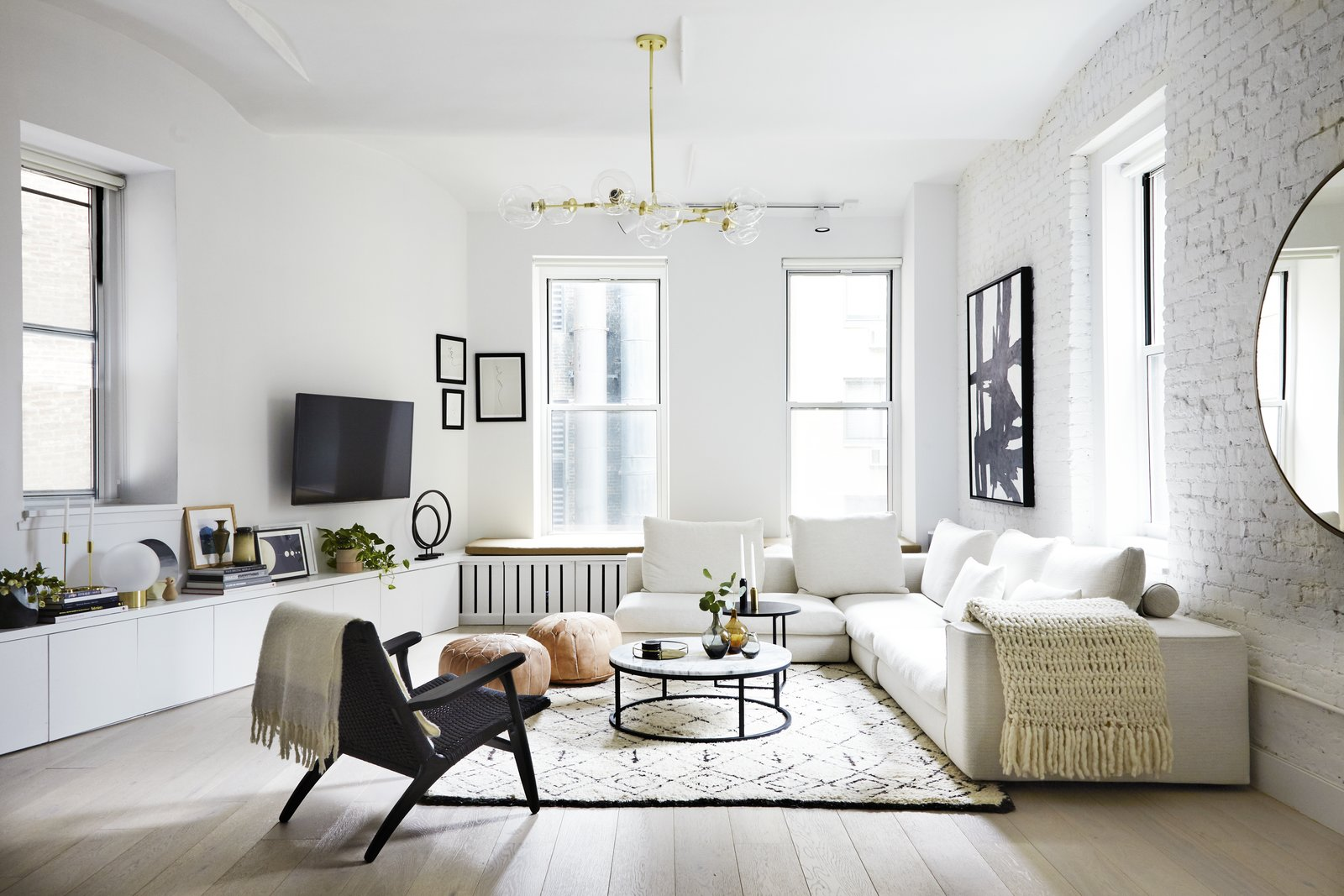 Interieur Design Free Tour An Insanely Stylish Nyc Loft With Major Scandinavian
