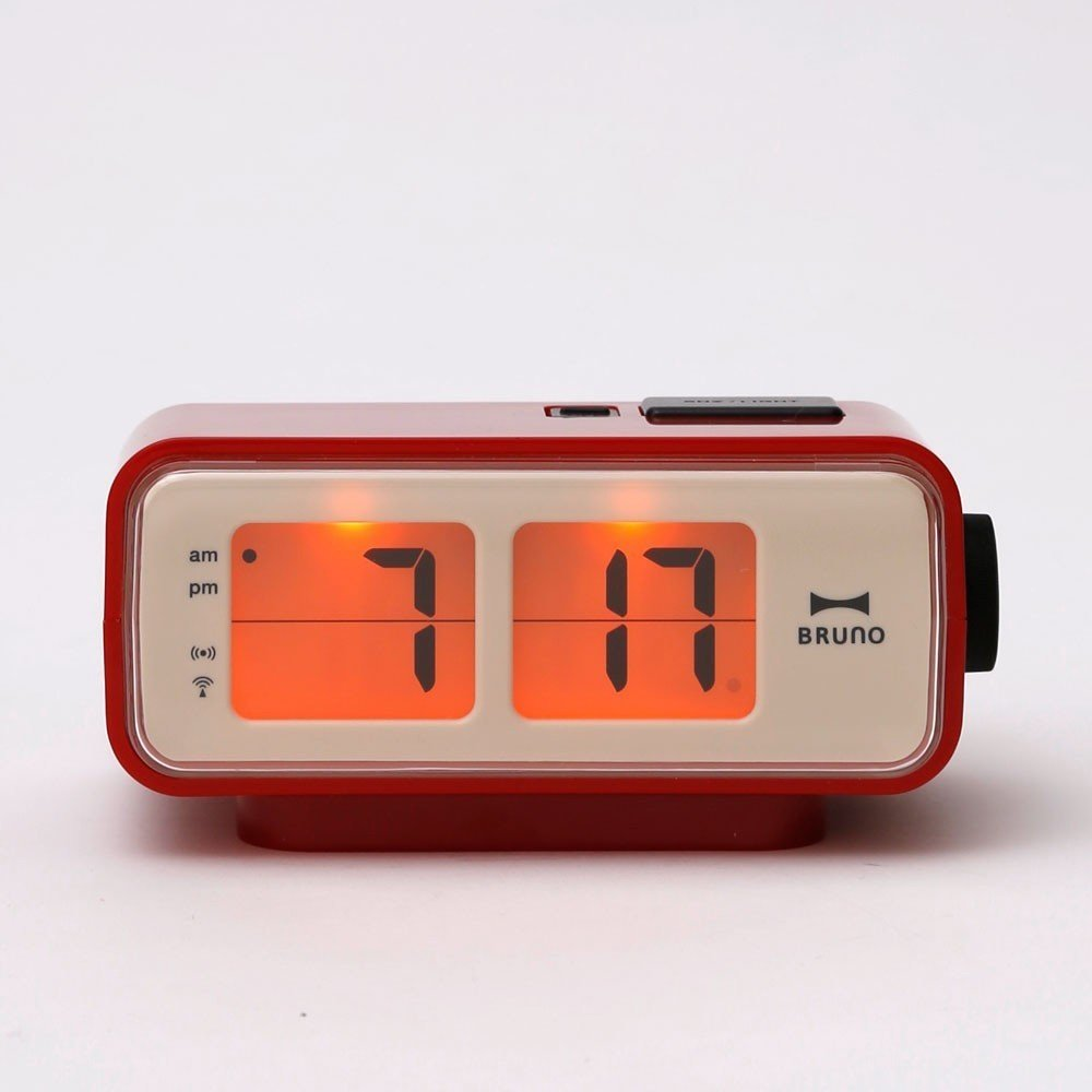 Flip Clock Retro Digital Flip Clock By Generate Design Dwell