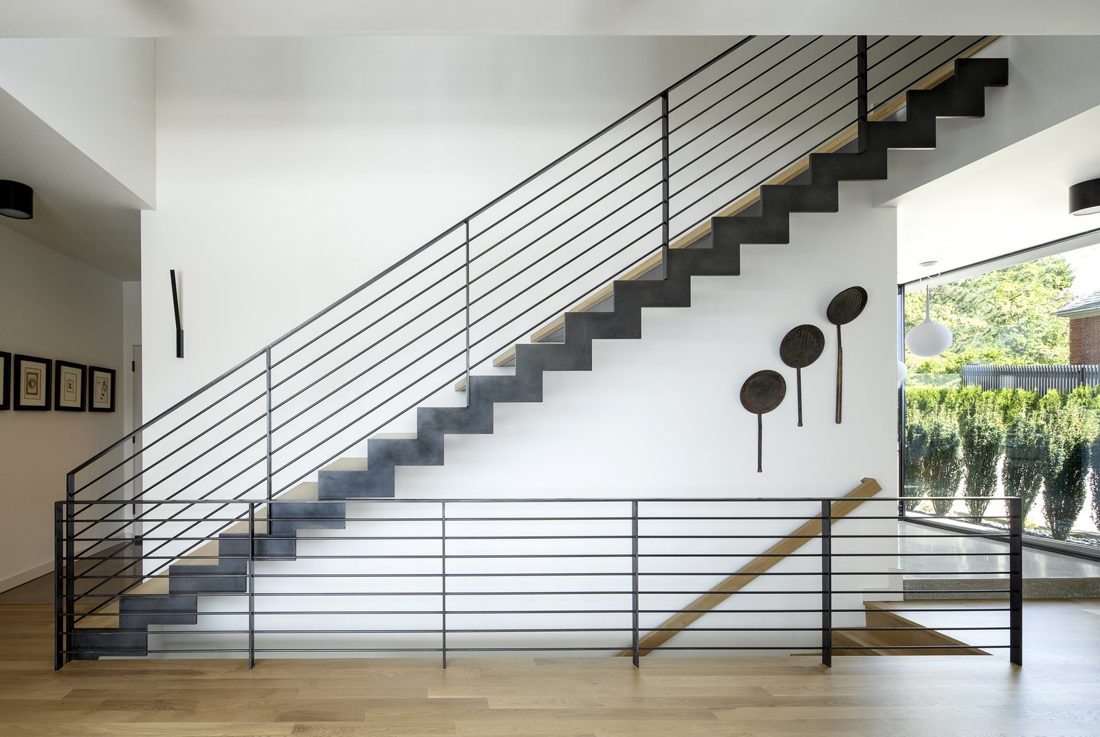 Staircases In Homes Top 5 Homes Of The Week With Stellar Staircases Dwell