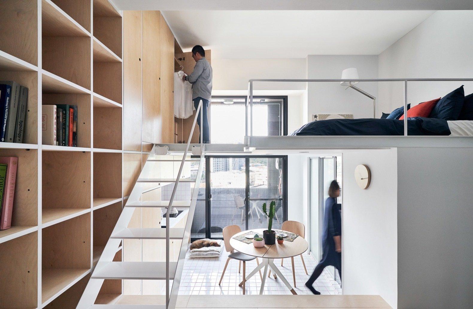 muji apartment