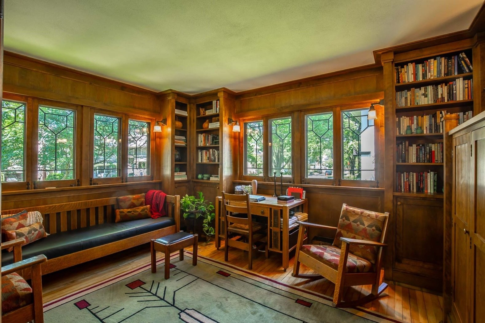 Frank Lloyd Wright Snatch Up This Rare Frank Lloyd Wright Designed Asb Home For 777k