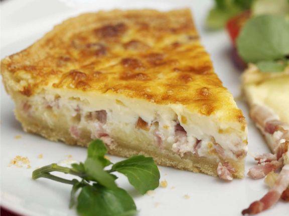 Quiche Lorraine Recipe Eat Smarter Usa